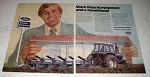 1978 Ford 8700 Tractor Ad - More Than a Handshake