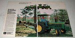 1978 John Deere Tractor Ad - You Get Only the Best