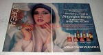1978 L'oreal Lip and Nail Accents Ad - Norwegian Wood