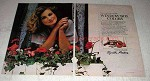 1978 Elizabeth Arden Window Box Colors Makeup Ad