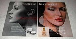 1978 Lancome Maquisatin Satin-Finish Liquid Makeup Ad