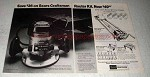 1976 Sears Craftsman Router Kit Ad - Save $36