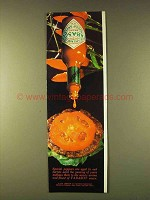 1979 Tabasco Pepper Sauce Ad - Hamburger