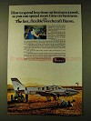 1979 Beechcraft Baron 58P Plane Ad - Spend Less Time