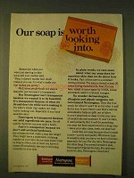 1979 Neutrogena Soap Ad - Worth Looking Into