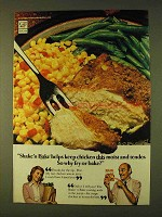 1979 Shake 'n Bake Ad - Moist and Tender