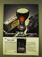 1979 Welch's Frozen Concentrated Grape Juice Ad