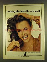 1980 Karat Gold Jewelry Ad - Nothing Else Feels Like