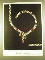 1980 Gucci Jewelry Ad - The Ultimate Jewelry