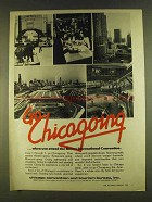 1980 Chicago Convention and Tourism Bureau Ad