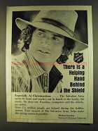 1980 The Salvation Army Ad - Michael Landon