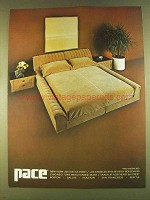1980 Pace Furniture Bedroom Set Ad