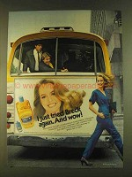 1980 Breck Shampoo Ad - I Just Tried Again