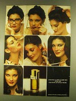 1980 Prince Matchabelli Aviance Perfume Ad - Hard Day