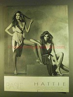 1980 Basile Hattie Fashion Ad