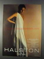 1980 Halston Formfit Rogers Intimate Apparel Ad