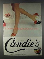 1980 El Greco Candie's Shoes Ad - You Get What You Want