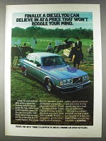 1980 Volvo Cars Ad - Won't Boggle Your Mind
