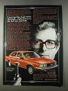 1980 Audi 5000 Car Ad - Last Nut and Bolt
