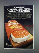 1980 Van Camp's Pork and Beans Ad - You Don't Know