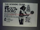 1980 Babolat VS Gut Ad - The Winning Team