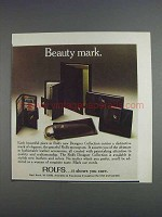 1980 Rolfs Designer Collection Ad - Beauty Mark