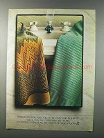 1981 Martex Linens Ad - Designs You Thought