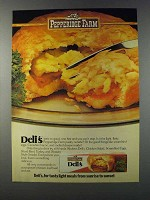 1981 Pepperidge Farm Deli's Ad - Tasty Light Meals