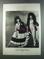 1981 Holt Renfrew Basile Fashion Ad