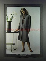 1981 Evan-Picone Fashion Ad - Diva The Suit Collection