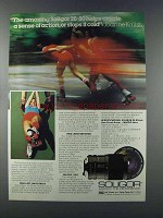 1981 Soligor 28-80mm Lens Ad - Joanne Kalish