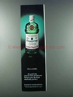 1981 Tanqueray Gin Ad - Own a Bottle