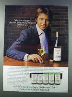 1981 Taylor California Cellars Wines Ad - Chardonnay