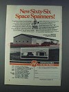1981 Morton Buildings Ad - Sixty-Six Space Spanners