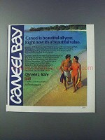 1981 Caneel Bay Tourism Ad - Beautiful All Year
