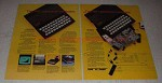 1981 Sinclair ZX81 Computer and Computer Kit Ad