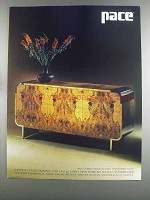 1982 Pace 8800 Cabinet Ad - i.m. Rosen