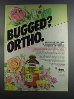 1982 Ortho Orthinex Insect & Disease Control Ad