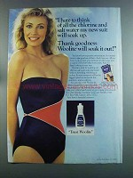 1982 Woolite Cold Water Wash Ad - My New Suit
