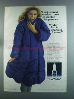 1982 Woolite Cold Water Wash Ad - My Down Coat