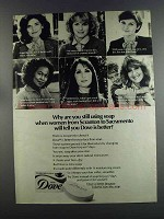 1982 Dove Soap Ad - Women From Scranton to Sacramento