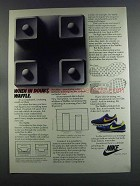 1982 Nike Elite Classic & Internationalist Shoes Ad