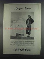 1982 Saks Fifth Avenue Ad - Armani Jacket, Blouse