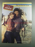 1982 Jordache Jeans Ad - The Jordache Look