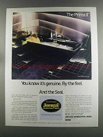 1982 Jacuzzi Prima II Whirlpool Ad - It's Genuine