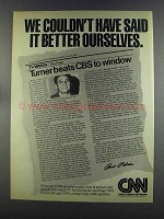 1982 CNN Cable News Network Ad - Said it Better