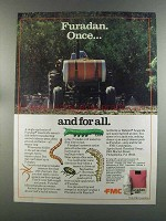 1982 FMC Furadan Ad - Once and For All
