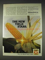 1982 Funk's G-Hybrid Seeds Ad - New Yield Stars