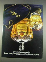 1982 Seagram's Crown Royal Ad - If Stood On Your Head