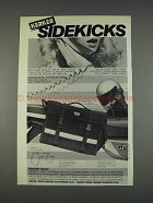1982 Kerker Sidekicks Motorcycle Bags Advertisement